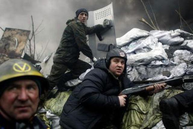 Offizielle Ermittlungsakten über Todesschüsse vom Maidan: Es wurde zuerst auf Polizisten geschossen