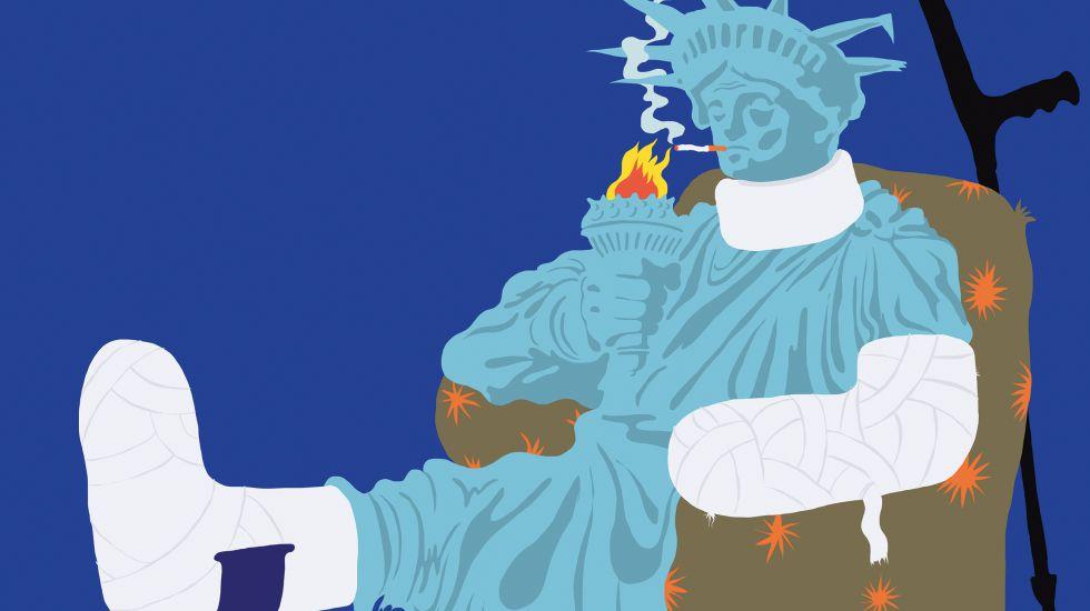 Wie sehen die internationalen Reaktionen auf Polizeigewalt gegen Journalisten bei den Unruhen in den USA aus?