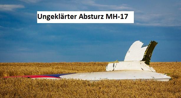 MH17: Geleakte Unterlagen aus Holland widersprechen der BUK-These