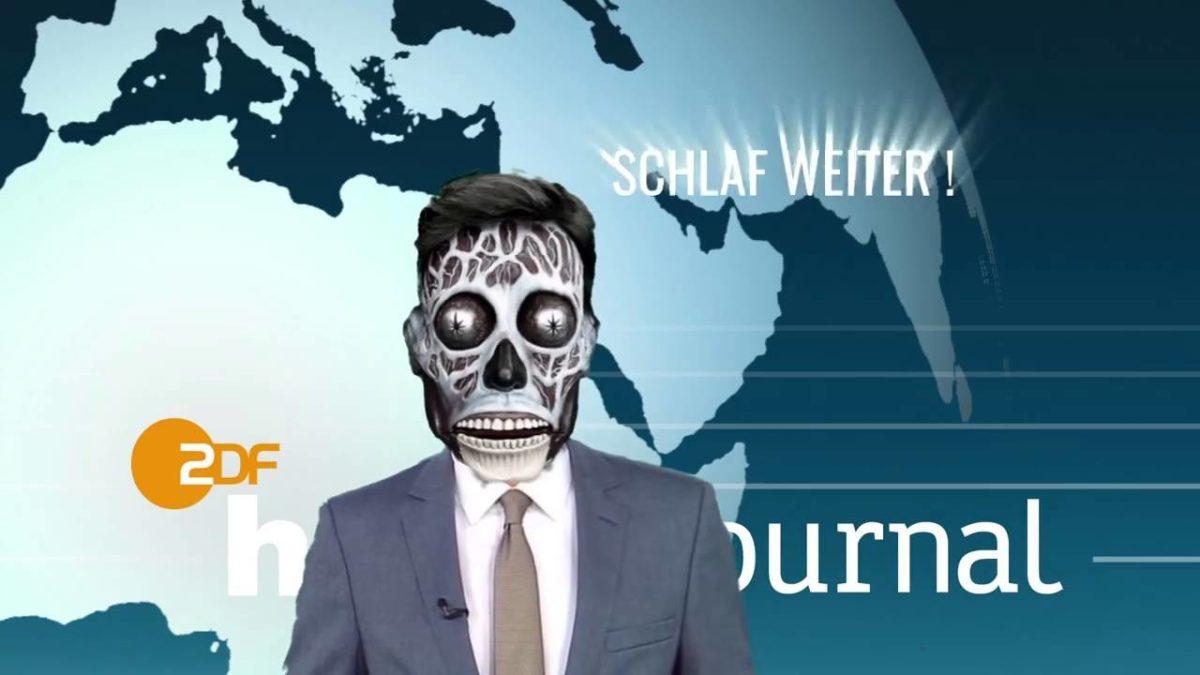 """Berichterstattung über Syrien-Resolution zeigt: ZDF bedeutet """"Zynisches Deutsches Fernsehen"""""""