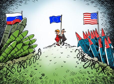 USA wollen die letzten noch geltenden Abrüstungsverträge loswerden