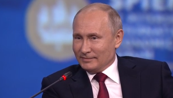 """Kleiner Teaser beim Anti-Spiegel: Putins erste Interviews nach der """"Corona-Pause"""""""
