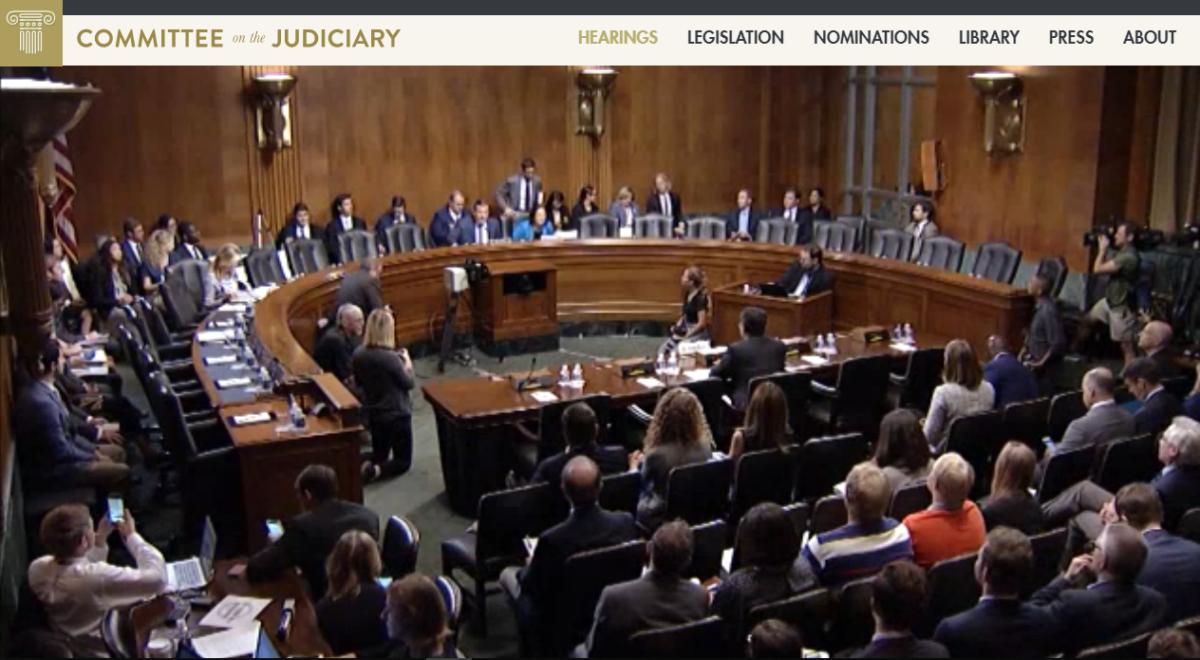Anhörung im US-Senat: Wie Internetkonzerne über 10 Millionen Wählerstimmen manipulieren können
