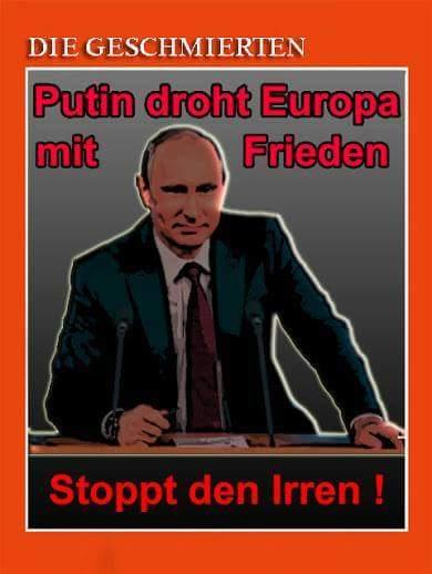Natürlich berichtet der Spiegel nicht: Putin macht erneuten Abrüstungsvorschlag