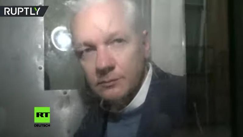 Deutliche Worte des russischen Außenministeriums zum Fall Julian Assange