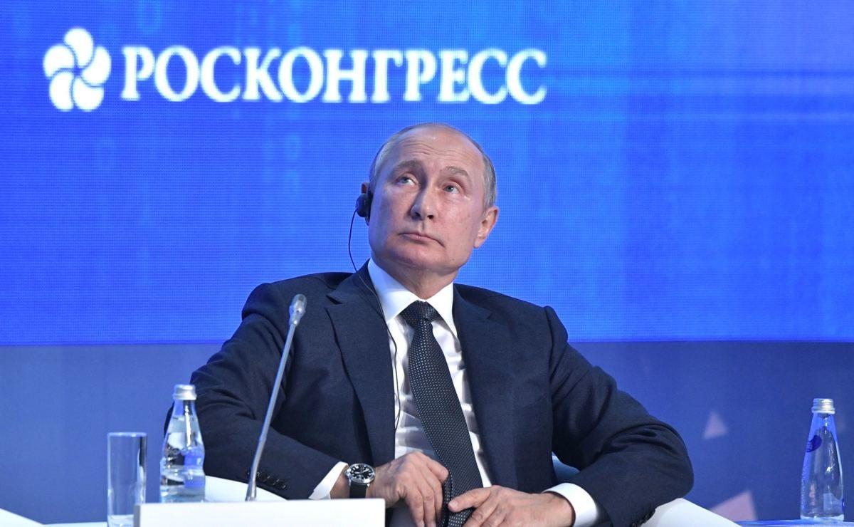 Putin im O-Ton: Westlicher Liberalismus und Migrationskrise hängen zusammen