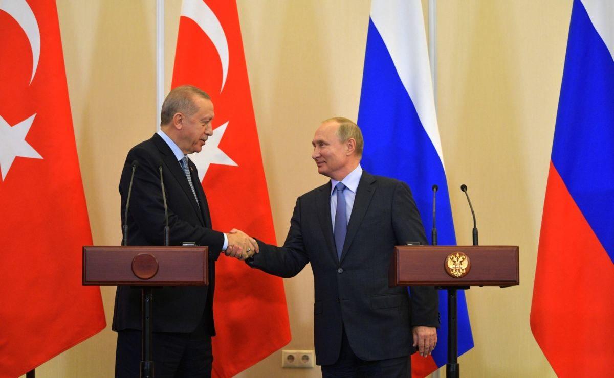 Der Durchbruch? Die Einigung von Putin und Erdogan über Syrien im Wortlaut