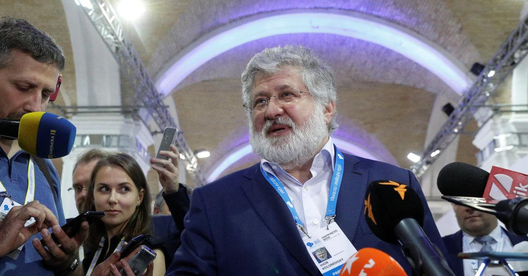 """Ukraine-Update – Kolomoisky droht der Nato: """"Ihr werdet die Hose voll haben und Pampers kaufen!"""""""