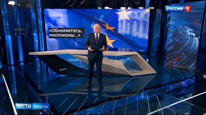 """Corona, Greta und """"westliche Werte"""" – Das russische Fernsehen über die Lage in Europa"""
