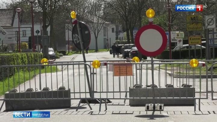 Nicht sehr optimistisch: Das russische Fernsehen über die EU nach der Corona-Epidemie