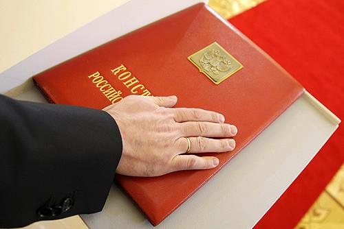 Berichterstattung und Wirklichkeit: Das russische Verfassungsreferendum