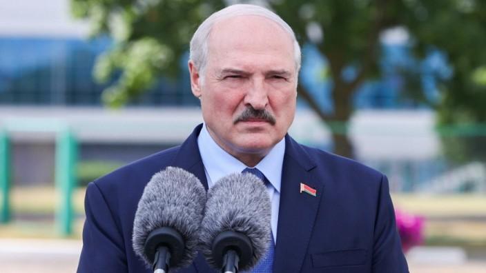 Das IOC als politisches Instrument des Westens: Wie es zu den Sanktionen gegen Weißrussland gekommen ist