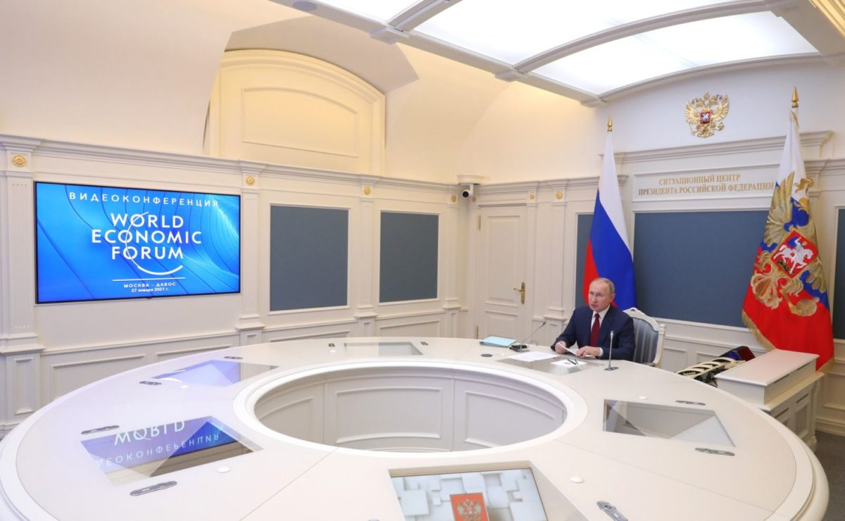 Putins Rede beim Weltwirtschaftsforum: Was waren seine wichtigsten Aussagen?