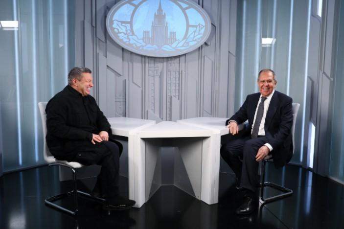 """""""Positionen vorgelesen"""" – Lawrow über den Besuch von Borrell in Moskau"""
