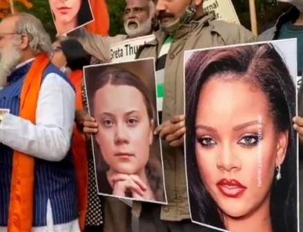 Greta Thunberg und die Proteste in Indien – Was der Spiegel alles verschweigt